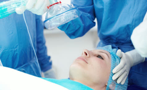 Become a Certified Registered Nurse Anesthetist by earning a MSN degree.