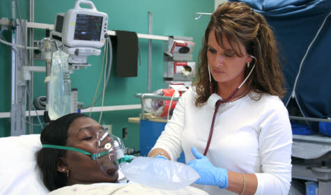 Become a Clinical Nurse Specialist by earning a MSN degree.