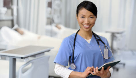 Become a Nurse Practitioner by enrolling in a Master of Science in Nursing program today.